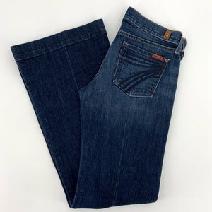 7 For All Mankind Dojo Size 26 Jeans